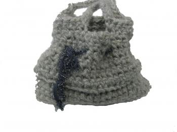 Woman Grey Bag