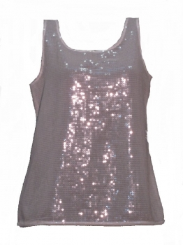 Woman Clothing Paillettes
