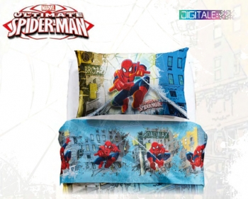 COMPLETO LENZUOLA SPIDER-MAN BROADWAY