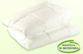 Caleffi Aloe Vera Great Warmth Comforter Microfiber - 1.5 P.