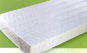 Caleffi mattress cover Aloe Vera Single