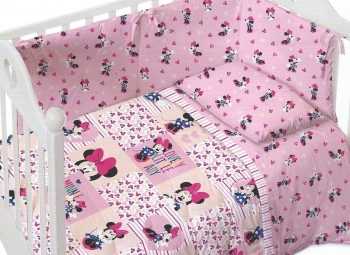 LENZUOLA MINNIE FANTASY BABY disney