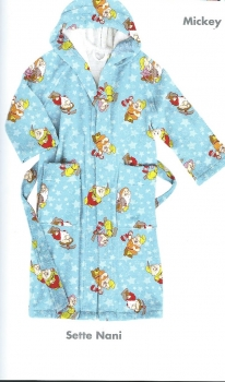 ROBE WITH HOOD SEVEN DWARFS