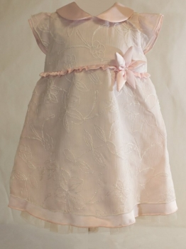 Safer Baby Embroidered Dress