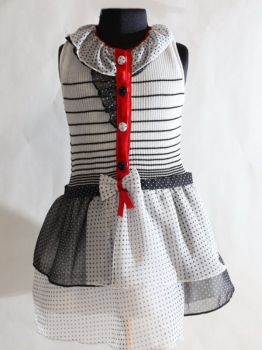 Safer Baby Striped Dress