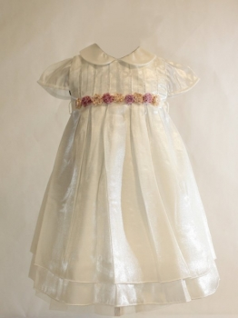 Safer Baby Embroidered Flowers Dress