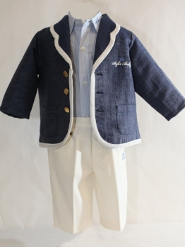 Safer Baby Jacket + Shirt