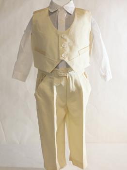 Safer Baby Waistcoat + Shirt