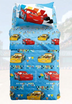 TRAPUNTA LEGGERA  CARS colors